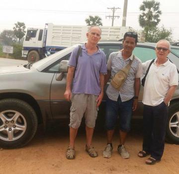 出租車接送Phnom penh到Sihanopuk Ville _私人柬埔寨出租車 - 我是柬埔寨出租車