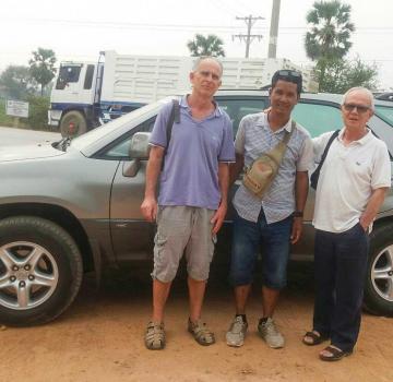 Transfert privé Siem Reap - Senonorom Mondulkiri