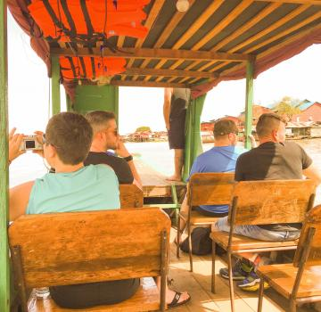 River Cruise Siem Reap - Battambang 1N-2D