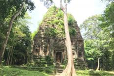 Two Days From Phnom Penh To Siem Reap Road Tours - sambor-prek-kuk-temple.jpg