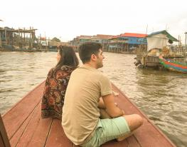 Siem Reap Angkor Wat - waterfall - floating villages tours