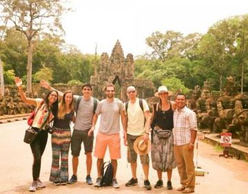 Four Day Angkor wat temple Tour